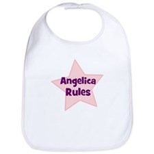 Angelica Rules Bib