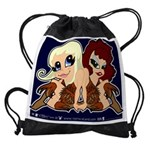 sweden_t copy.png Drawstring Bag