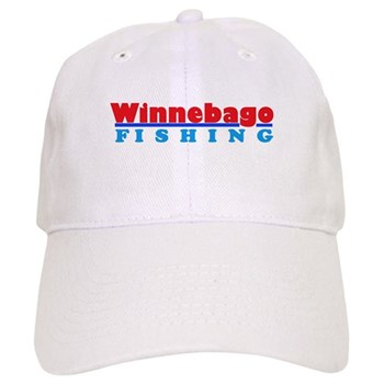 Winnebago Fishing Cap