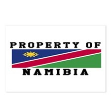 Property Of Namibia Postcards (Package of 8)