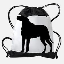 Greater Swiss Mountain Dog.png Drawstring Bag