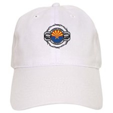 Arizona Hockey Baseball Cap