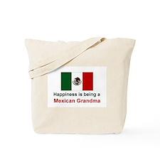 Mexican Grandma Tote Bag