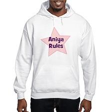 Aniya Rules Hoodie Sweatshirt