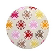 Candy Circles Keepsake (Round)