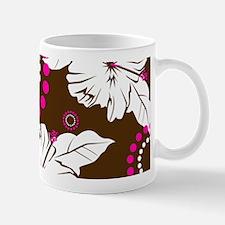 Hibiscus Print Mug