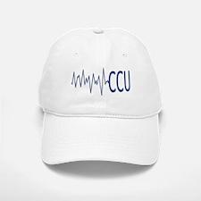 CCU - EKG Baseball Baseball Cap