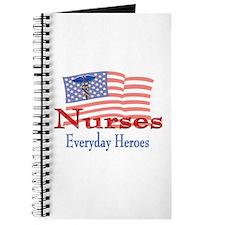 Nurses are Everyday Heroes Journal