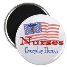 Nurses are Everyday Heroes Magnet
