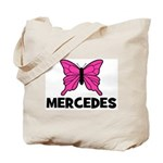 Butterfly - Mercedes Tote Bag