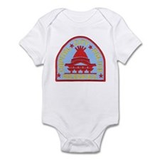 Raleigh Police Infant Bodysuit