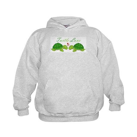 Turtle Love Kids Hoodie
