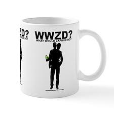 WWZD? Small Mug