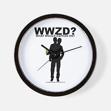 WWZD? Wall Clock