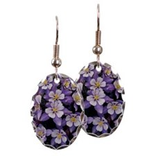 Colorado Wildflower Earring