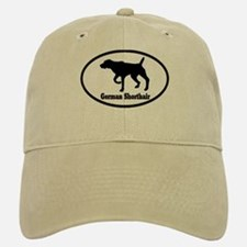 German Shorthaired Pointer Baseball Baseball Cap
