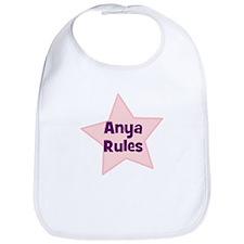 Anya Rules Bib