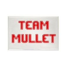 Team Mullet..... Rectangle Magnet