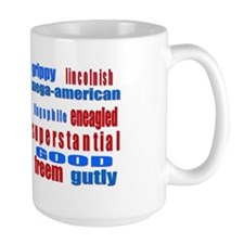 Stephen Colbert for President Mug