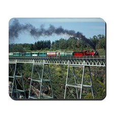 Apple Express Crossing Bridge Mousepad