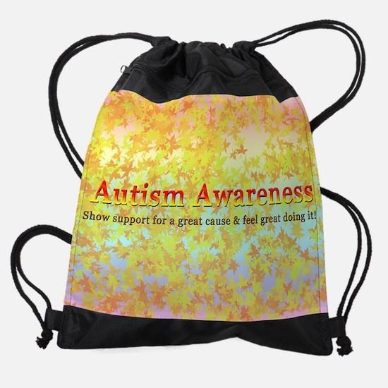 5-4-3-Autism 2007 Calender copy.jpg Drawstring Bag