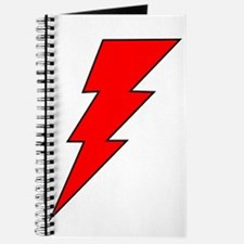 The Red Lightning Bolt Shop Journal