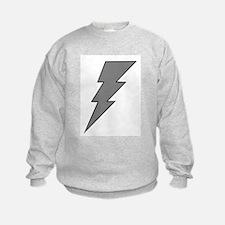 The Lightning Grey Shop Sweatshirt