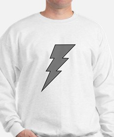 The Lightning Grey Shop Jumper