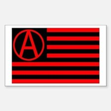 The U.N-S.A.: Rectangle Decal