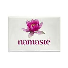 Namasté Rectangle Magnet (100 pack)