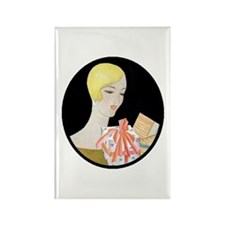 Gifts For My Lady Rectangle Magnet (10 pack)