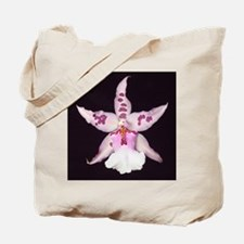 Funny Orchid photograph Tote Bag