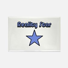 Reality Star Rectangle Magnet