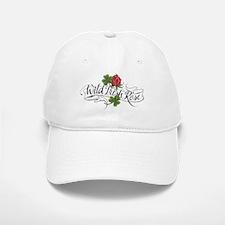 Wild Irish Rose Baseball Baseball Cap