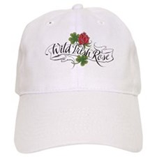 Wild Irish Rose Baseball Cap
