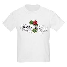 Wild Irish Rose Kids T-Shirt