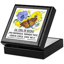 Bonita Flores! Keepsake Box