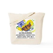 Bonita Flores! Tote Bag