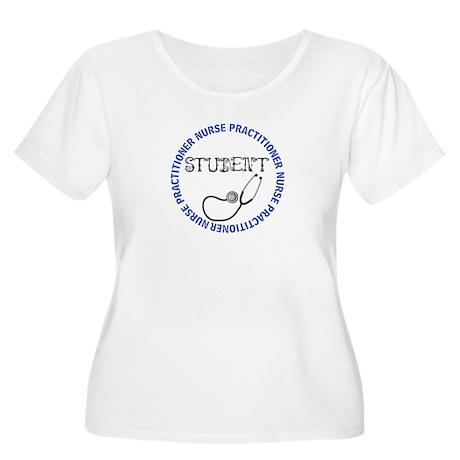 NURSE PRACTITIONER 5 STUDENT Plus Size T-Shirt