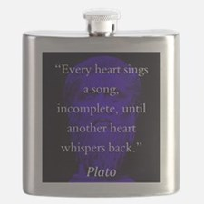 Every Heart Sings A Song - Plato Flask