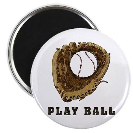 Play Baseball Magnet