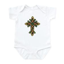 Celtic Cross Infant Bodysuit