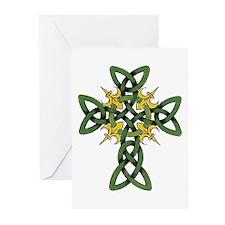 Irish Cross Greeting Cards (Pk of 10)