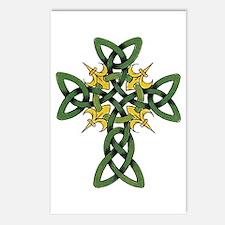 Irish Cross Postcards (Package of 8)