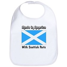 Scottish Parts Bib