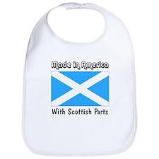 Scottish Parts Bib