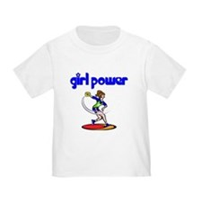Girl Power Discus T