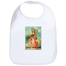 Peace On Earth - Angel Bib
