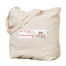 Architectural History Tote Bag