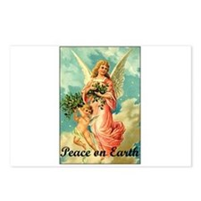 Peace On Earth - Angel Postcards (Package of 8)